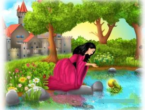 Hoàng tử ếch xanh